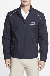 Men's Big And Tall Cutter And Buck 'Seattle Seahawks Beacon' Weathertec Wind And Water Resistant Jacket