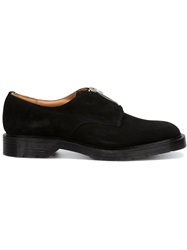 Ymc Zipped Derby Shoes Black