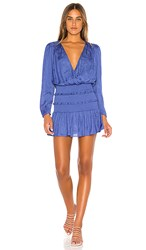Blue Life Clyde Dress In Blue. Ultramarine