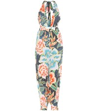 Mara Hoffman Printed Jumpsuit Multicoloured