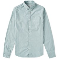 Carhartt Button Down Pocket Shirt Green