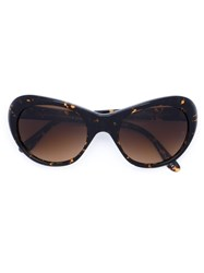 Oliver Goldsmith 'Majesty' Sunglasses Black