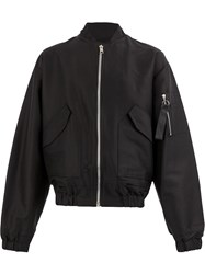 Matthew Miller Zipped Up Jacket Black