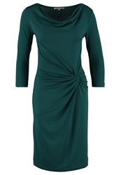 Anna Field Summer Dress Dark Green