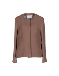 Jucca Suits And Jackets Blazers Women Skin Color