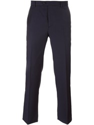 Editions M.R Tailored Regular Trousers Blue