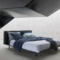 Hugo Boss Filigree Duvet Cover Black Grey
