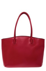 Lodis Audrey Under Lock And Key Milano Rfid Leather Tote Red