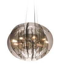 Slamp Atlante Pendant Light Brown