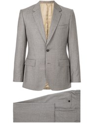 Gieves And Hawkes Formal Suit Brown