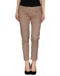 True Tradition Casual Pants Light Brown