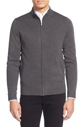 Men's Calibrate Milano Stitch Zip Front Sweater
