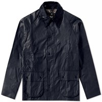 Barbour Bedale Wax Jacket Blue