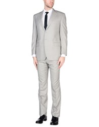Massacri Suits Light Grey