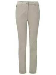 Craghoppers Kiwi Pro Stretch Trousers Mushroom