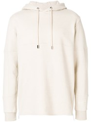 Blood Brother Creek Hoodie Nude And Neutrals