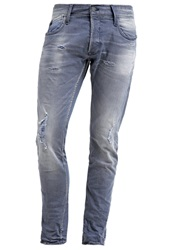 Japan Rags Slim Fit Jeans Blue Blue Denim
