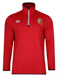 Canterbury Of New Zealand British And Irish Lions Thermoreg Base Layer Top Red