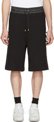Public School Black Durero Shorts