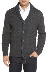 Nordstrom Men's Men's Shop Shawl Collar Button Cardigan