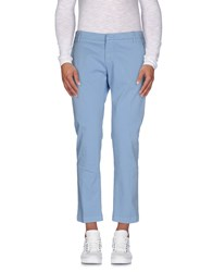 Entre Amis Men Trousers Casual Trousers Men Sky Blue