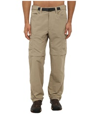 The North Face Paramount Peak Ii Convertible Pant Dune Beige Men's Casual Pants