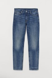 Handm H M Athletic Tapered Jeans Blue