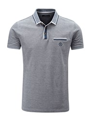 Henri Lloyd Men's Highland Regular Polo Navy