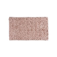 Aquanova Rose Bath Mat Blush 60X100cm