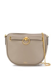 Mulberry Brockwell Classic Grain Grey