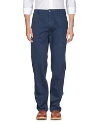 Aspesi Casual Pants Dark Blue