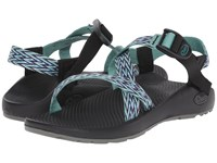 Chaco Z 1 Classic Dagger Women's Sandals Green