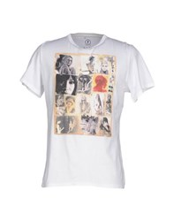 Pagano Topwear T Shirts Men White