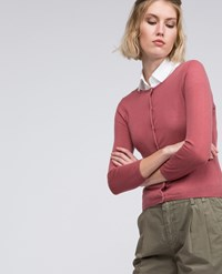Aspesi Pure Cashmere Knitwear Old Pink