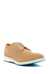 Walk Over Walkover Kerouac Suede Lace Up Shoe Brown