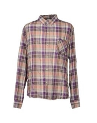 Riviera Club Shirts Mauve