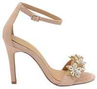 Ravel Conway Stiletto Heeled Court Shoes Beige