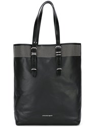 Alexander Mcqueen Studded Tote Black
