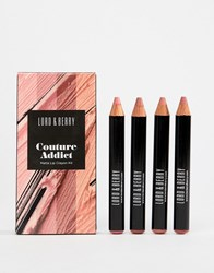 Lord And Berry 4 Pack Couture Addict Lip Crayon Set Couture Addict Multi