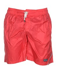 Williams Wilson Swim Trunks Red