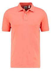 Dockers Polo Shirt Porcelain Rose Red