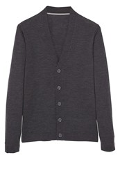 Mango Willy Cardigan Grey