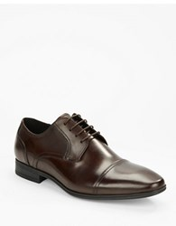 Kenneth Cole Reaction In A Minute Oxfords Shoes Brown
