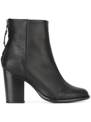 Rag And Bone 'Ashby' Ankle Boots Black