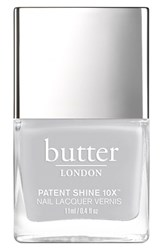 Butter London 'Patent Shine 10X' Nail Lacquer Sterling