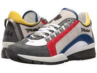 Dsquared 551 Sneaker Red Blue