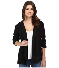 Roxy Knot A Care Cardigan True Black Women's Sweater