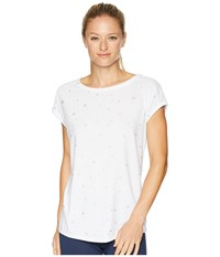 Jockey Active Starlight Tee Pure White T Shirt