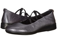 Arcopedico Vegas Pewter Women's Flat Shoes