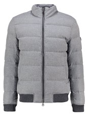 Boss Orange Okayden Down Jacket Light Pastel Grey Light Grey